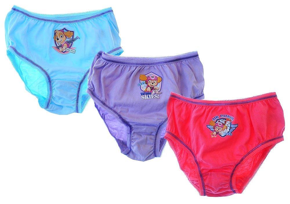 Kinder Unterhose Slips PAW Patrol 3er Set 80-110 H/öschen