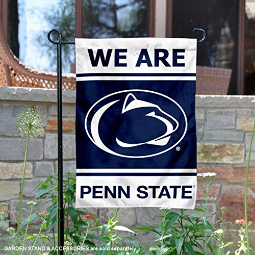 Penn State Banners - College Flags and Banners Co. Penn State Nittany Lions WE ARE Penn State Garden Flag