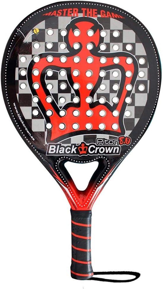 Pala de Pádel Piton 8.0 | Black Crown | Black Crown | Nivel ...