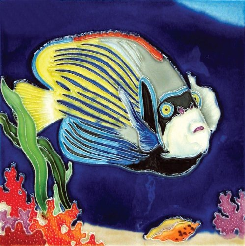 Tropical Fish Tile - 5