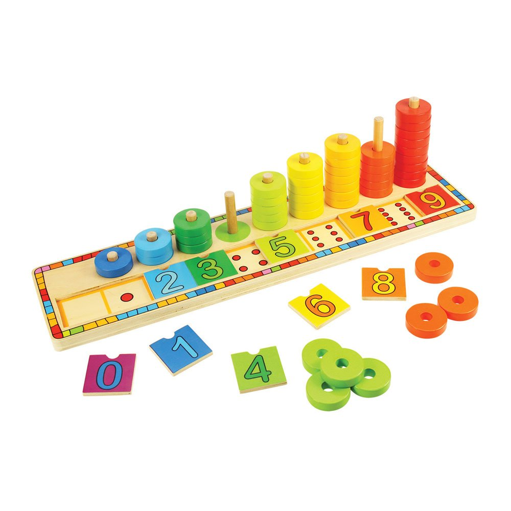 Bigjigs Toys Learn to Count