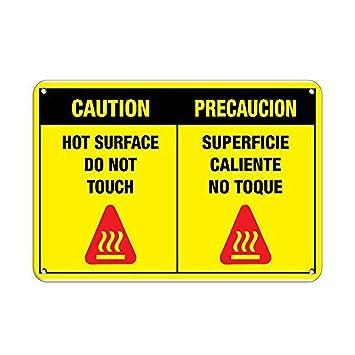 Taco Thursday Caution Hot Surface Do Not Touch Pintura de ...