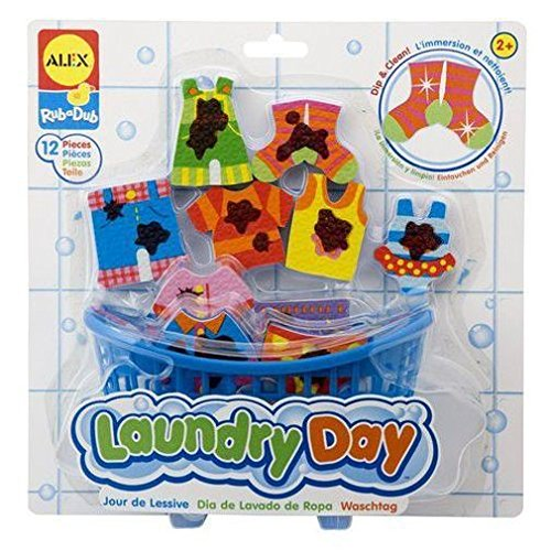 ALEX Toys Rub a Dub Laundry (Day Rub)