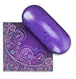 The Original Dazzling Sparkle Smooth Glitter Women's Eye Glass Case   SPUNKYsoul Collection