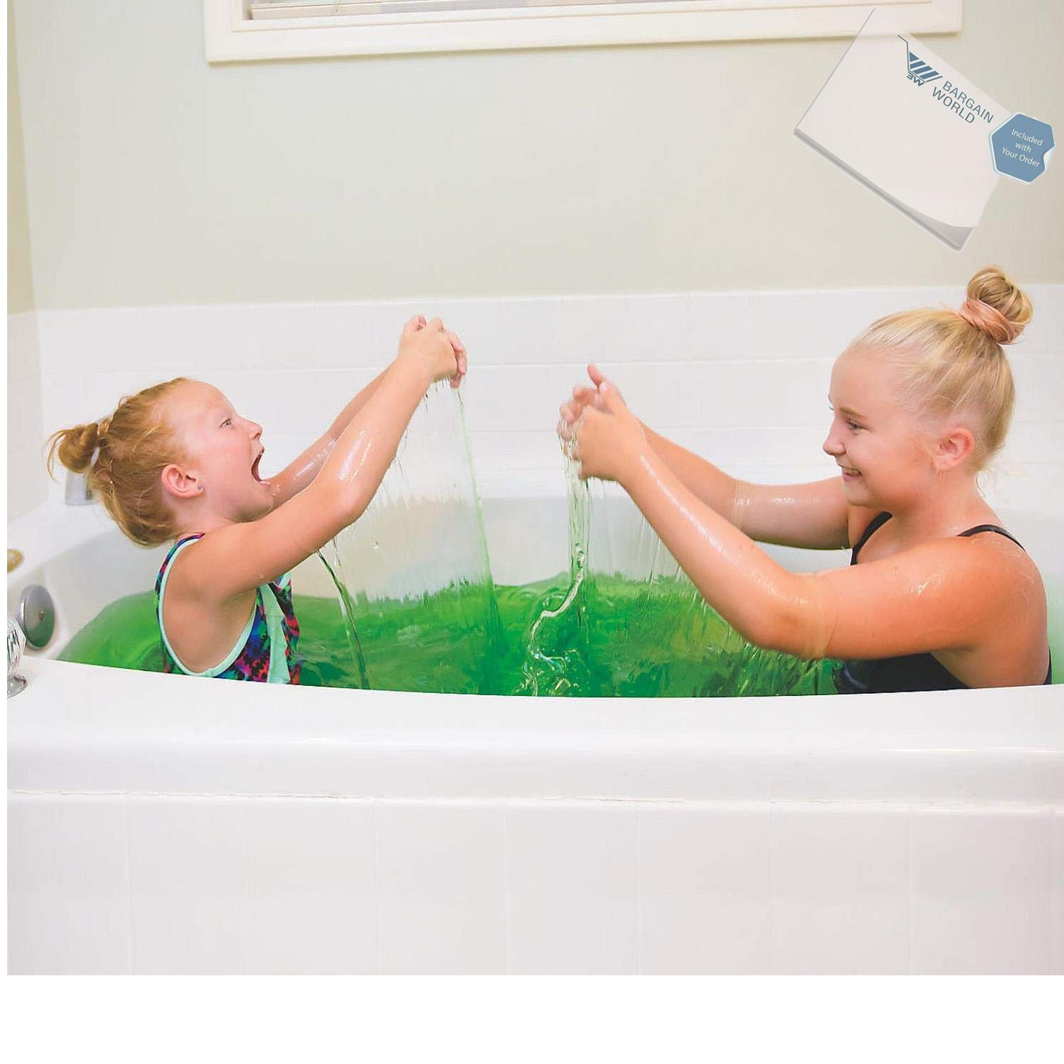 Bargain World Slime Baff (With Sticky Notes) by Bargain World (Image #4)
