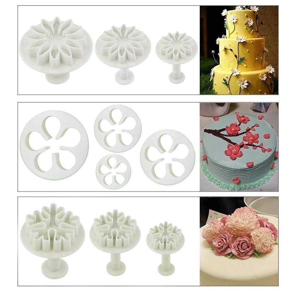 Artibetter 68pcs Entremet Cake Molds Beautiful Dessert Biscuits Baking Mould for Home Store Kitchen by Artibetter (Image #4)