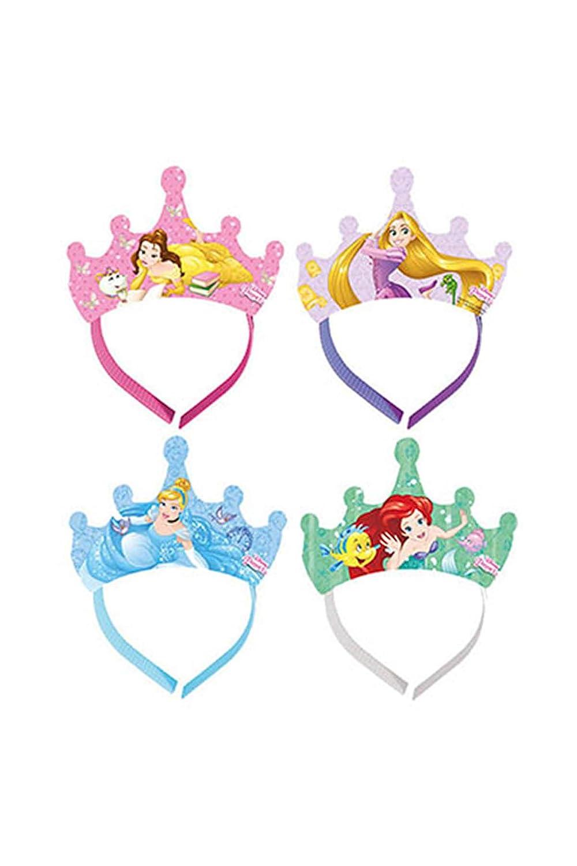 Procos Disney Princess Die Cut Party Tiaras 4 Pack