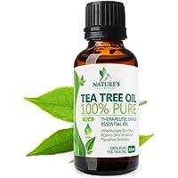 Tea Tree Oil 100% Pure, Extra Strength Essential Oils 30ml - Natural Undiluted Melaluca...