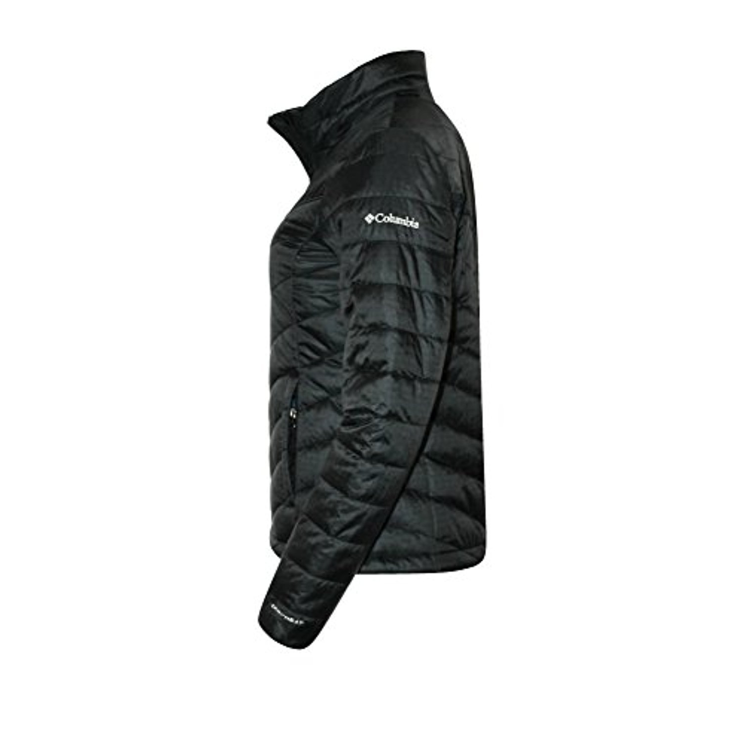 Columbia Womens Morning Light II Insulated Omni-Heat Jacket, BLACK (MEDIUM) by Columbia