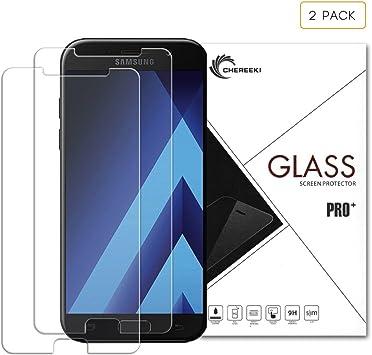 LATEC Samsung Galaxy A5 2017 Templado Protector de Pantalla de ...