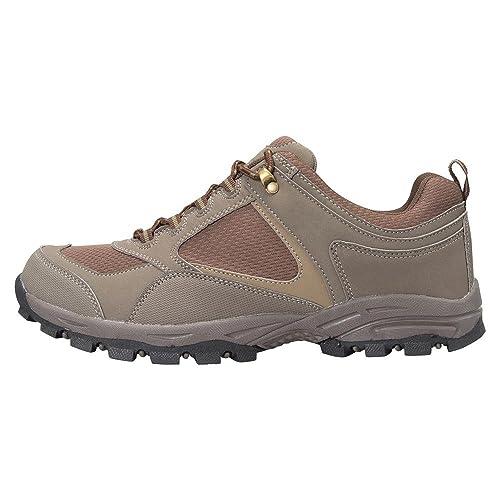 McLeod Mens Shoes - Light All Season Walking Shoes
