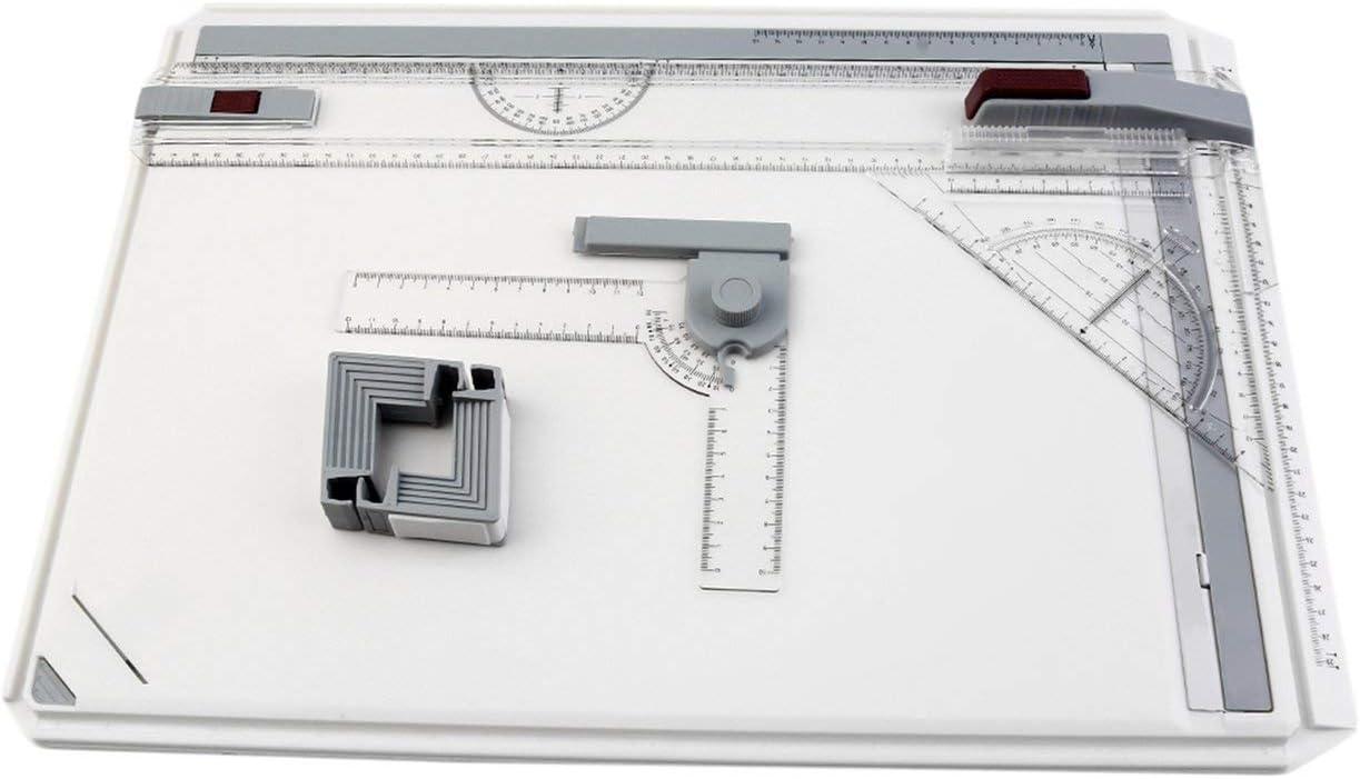 Dailyinshop Mesa de Tablero de Dibujo portátil A3 con Movimiento ...