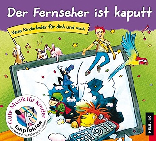 Price comparison product image Der Fernseher Ist Kaputt