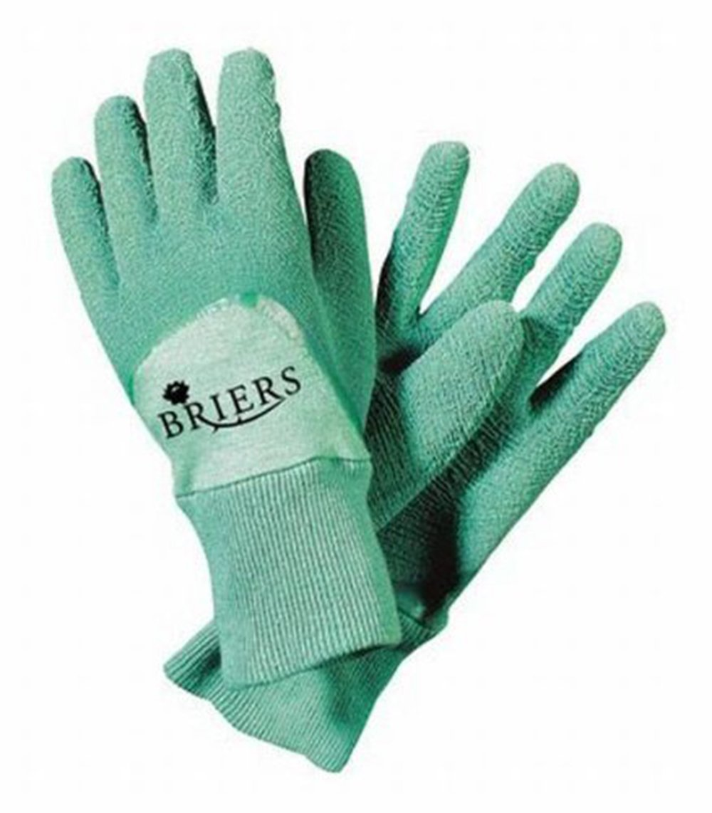 Blue leather gloves ladies uk - Briers Small Thorn Resistant All Rounder Gardening Gloves Green