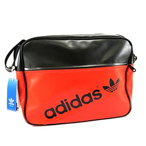 Amazon.com: Shoulder bag Adidas red black.: Sports & Outdoors