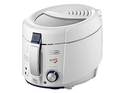 amazon com delonghi f 38436 kitchen dining rh amazon com delonghi deep fryer instruction manual delonghi deep fryer manual d24527dz