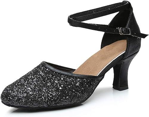 iCKER GetMine Womens Latin Dance Shoes