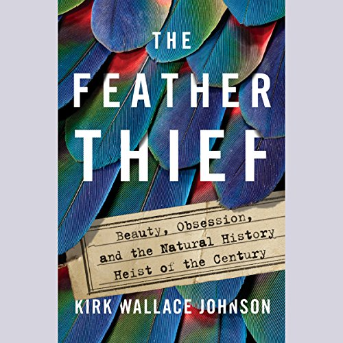 The Feather Thief cover