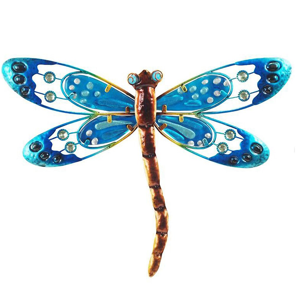 THE WORLD OF ANIMALS Dragonfly wall decoration 31 cm