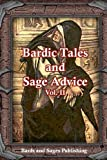 Bardic Tales and Sage Advice, Peter Balaskas and Rebecca Nazar, 1453826467