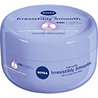 NIVEA Irresistibly Smooth Body Souffle, 300ml