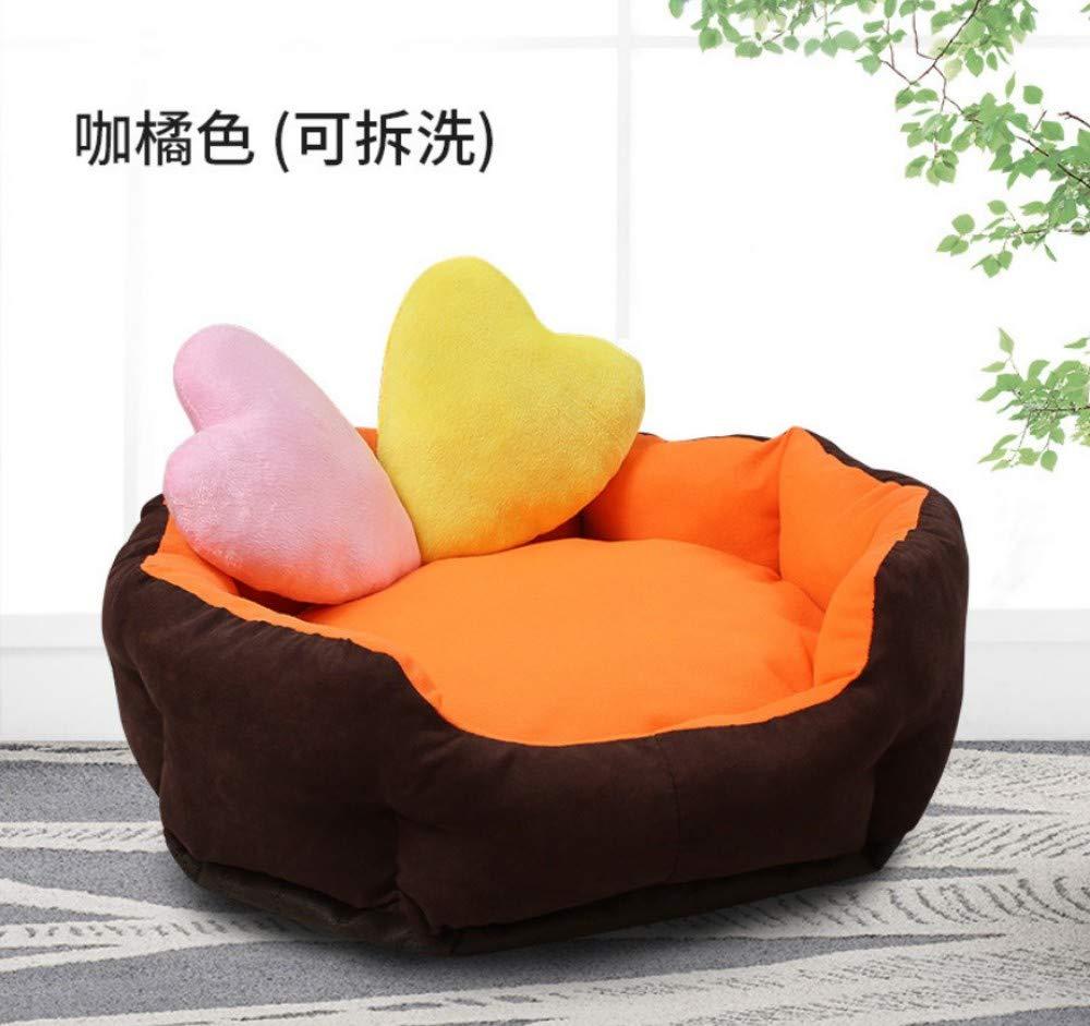 E 35X30CM E 35X30CM Kennel Teddy Bear golden Retriever Pet Nest Dog Mattress Cat Nest Pet Dog Supplies b