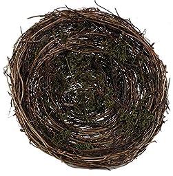 8\'\' Twig/moss Bird Nest