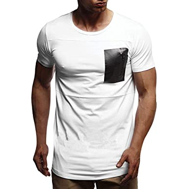 iZZB - Camisa de Manga Corta para niño, Estilo Informal, para ...