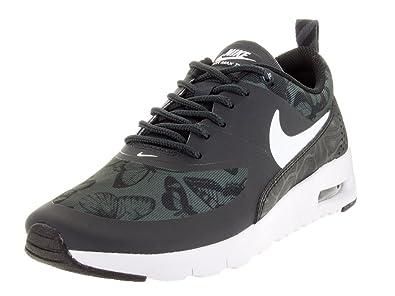 best loved 12094 1d405 Nike Kids Air Max Thea SE (GS) Running Shoe 820244-001 Black