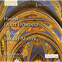 Handel: Dixit Dominus / Steffani: Stabat Mater