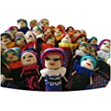 Worry Doll 2 Inch Size - One Dozen