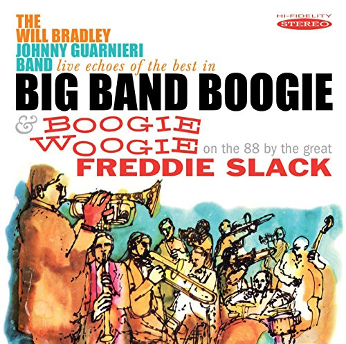Boogie Cd - Live Echoes Of The Best In Big Band Boogie/Boogie Woogie