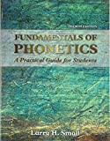 Fundamentals of Phonetics 4th Edition