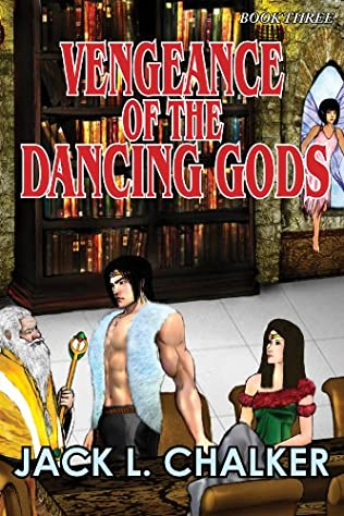 book cover of Vengeance of the Dancing Gods