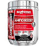 Best Workout Powders - Six Star amino boost bcaa powder, fruit punch Review