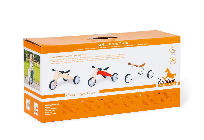 Amazon.com: Pinolino 239428 – Mini Tricycle Charlie: Baby