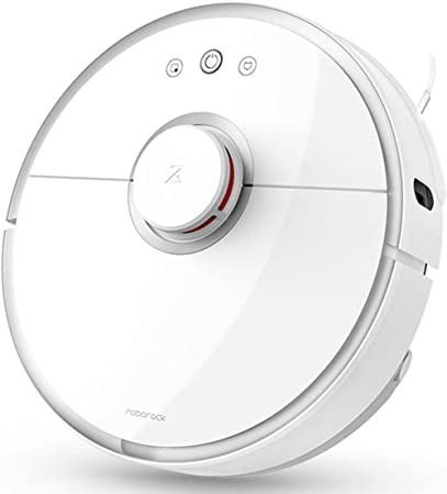 Xiaomi Roborock Robot Vacuum Robotic Cleaner Wi-Fi Connected Smart Home Automatic Sweeping Floor Cleaner …: Amazon.es: Hogar