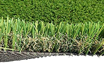 "Zen Garden Endure Commercial Artificial Grass, 10 Year Warranty, Blade Height 1.6"" (40mm), Total Weight - 103 oz; Face Weight - 75 oz/sq. yard, 24 ft x 12 ft = 288 sq. ft."