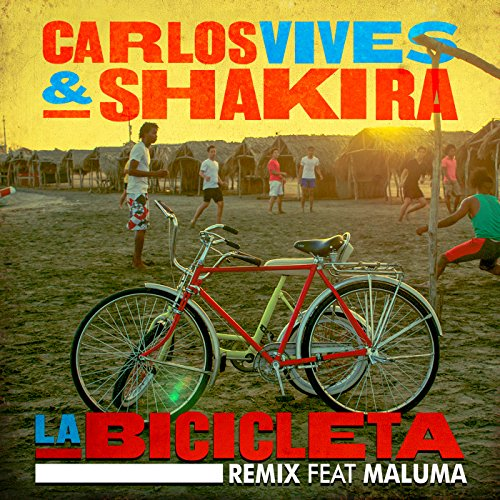 Amazon.com: La Bicicleta (Remix): Carlos Vives & Shakira