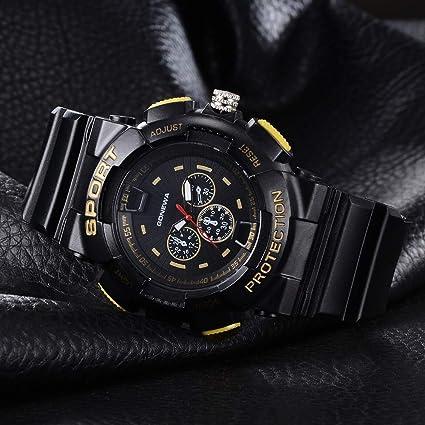 Rcool Relojes suizos relojes de lujo Relojes de pulsera Relojes para mujer Relojes para hombre Relojes deportivos,Reloj deportivo Relojes de pulsera para ...