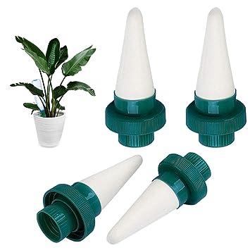 FEIGO Sistema de Riego Automático, Riego automatico macetas Planta de riego 6 Conjuntos de Rego para Regar los Bonsai, Plantas, Flores: Amazon.es: Jardín