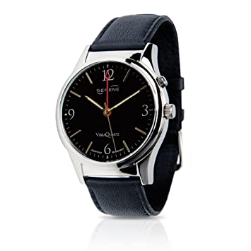 Amazon.com: Serene vibraquartz vibración Alarma Reloj ...