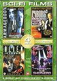 Armageddon/Cyborg 3/Alien Intruder/the Shepherd