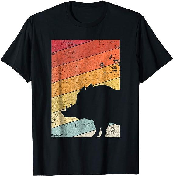 Qwwwr Boar Playera Camisa de Caza Retro, Regalo para Cazador - - Large: Amazon.es: Ropa y accesorios