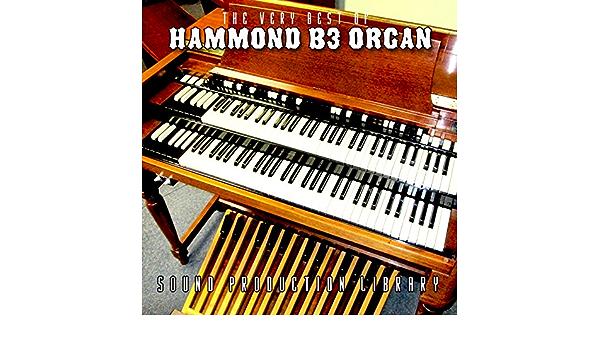 Hammond B3 Organ - The King of Organs - Large unique original ...