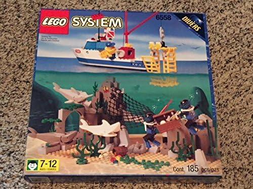 Lego Divers #6558 (Shark Cave Cove)