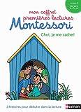 Mon coffret premières lectures Montessori : Chut, je me cache !