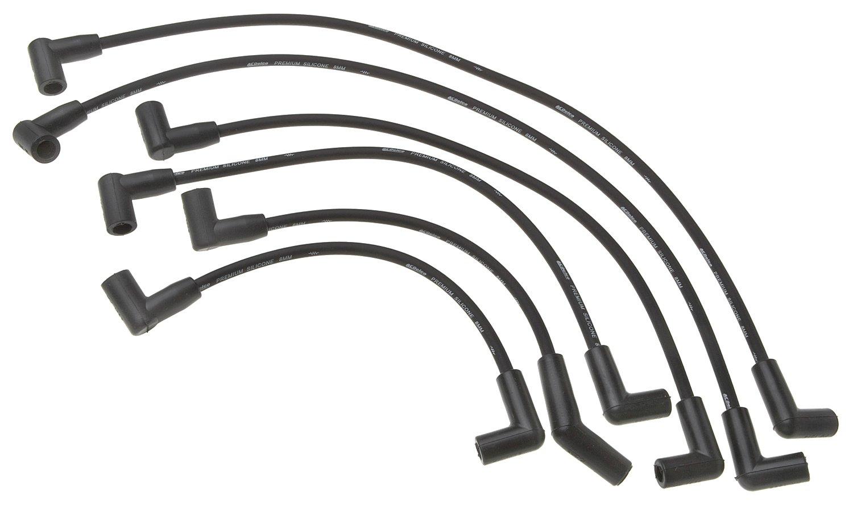 ACDelco 946J Professional Spark Plug Wire Set