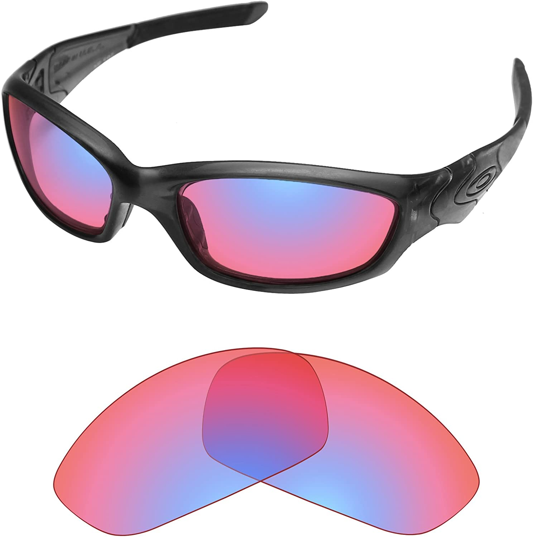 HD Clear ToughAsNails Lens Replacement for Von Zipper Elmore Sunglass