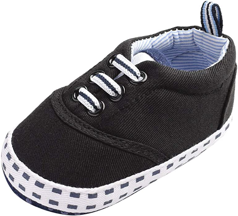 fe792dd6879 Amazon.com  Infant Baby Girls Boys Walking Shoes for 0-18 Month ...